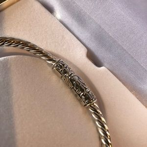Jewelry - Brand 🆕! $600 Genuine Green Quartz Bracelet!